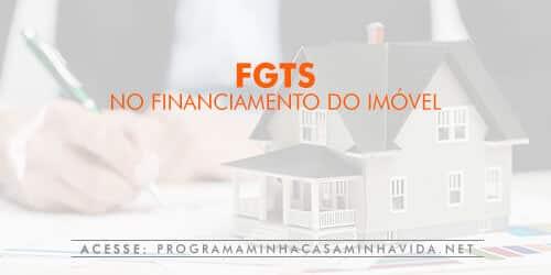 FGTS no Financiamento do Imóvel